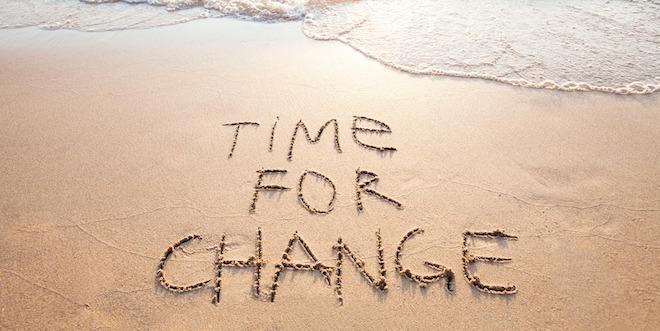 Tijd Voor Verandering